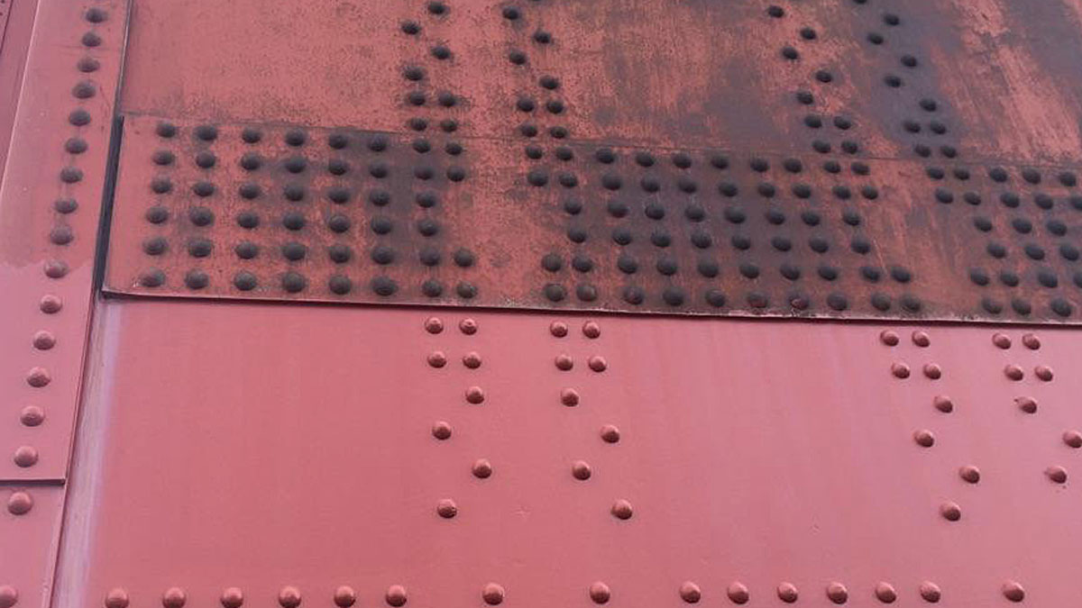 Stopping Corrosion On The Golden Gate Bridge