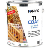 T1 Coat For Wood & Stone