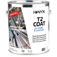 T2 Coat For Metal & Concrete