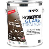 Hydrophobic Glass Treatment